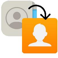 Kontakte von iPhone auf Android