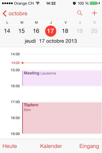 kalender app