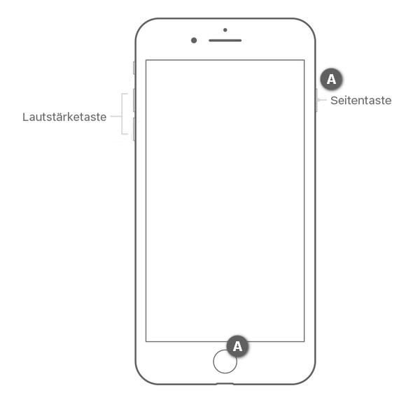 iPhone 6 erzwungenen Neuster durchzuführen