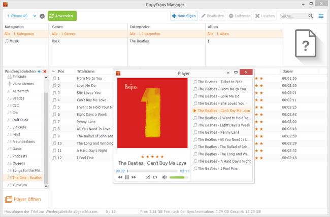 iTunes Alternative