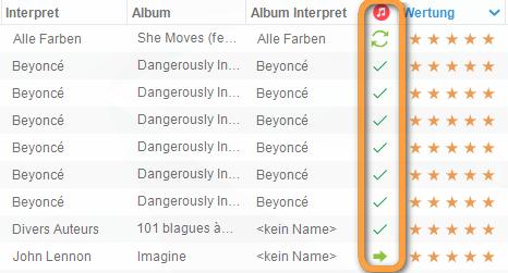 ipod Lieder in iTunes kopieren