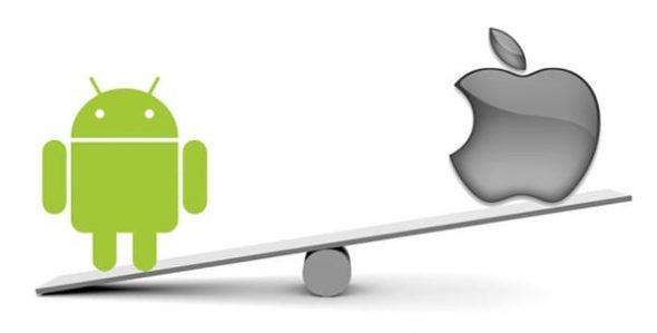 Daten mit move to iOS übertragen