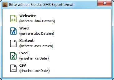 iphone sms exportieren