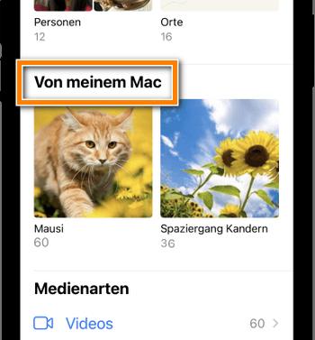 Alben löschen iPhone vom PC aus