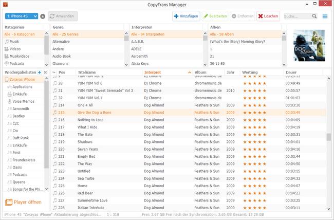 Klingeltöne ohne iTunes auf das iPhone übertragen