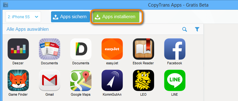 whatsapp am ipad installieren