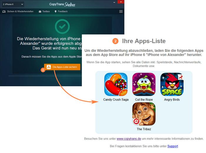 Spiele aus App Store installieren