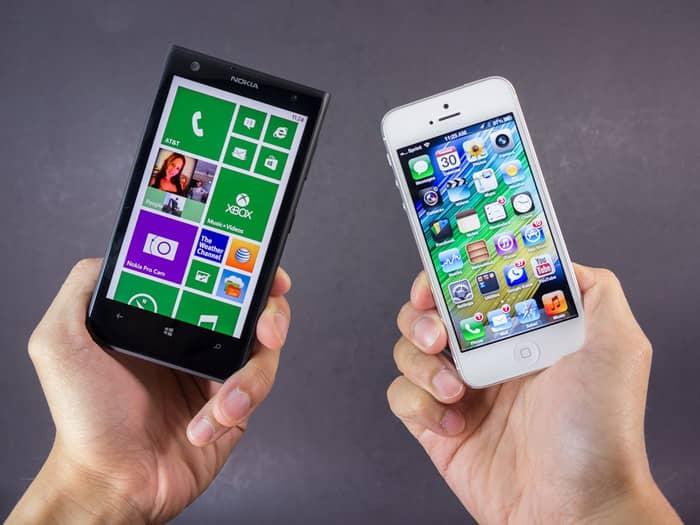 Kontakte von Nokia auf iPhone übertragen