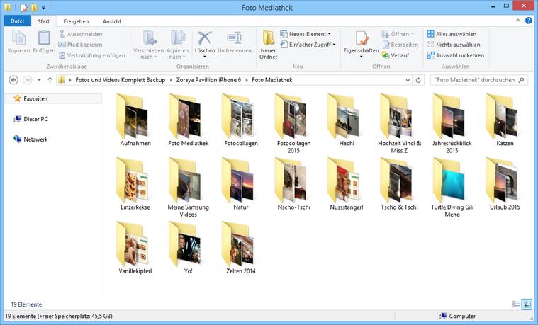 Fotos vom iPad, iPhone und iPad auf den PC übertragen