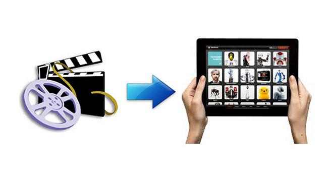 Filme auf iPad übertragen