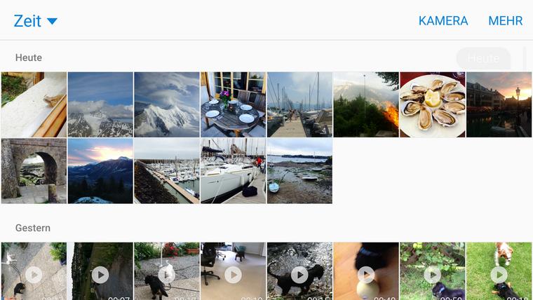 iOS Fotos zum Samsung übertragen