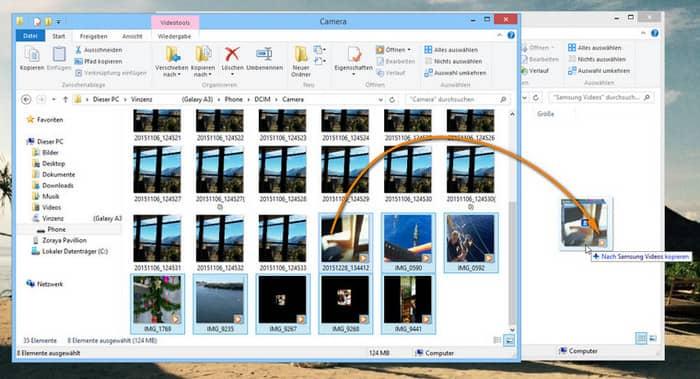 Bilder zum PC