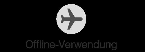 CopyTrans Programme im Flugmodus benutzen