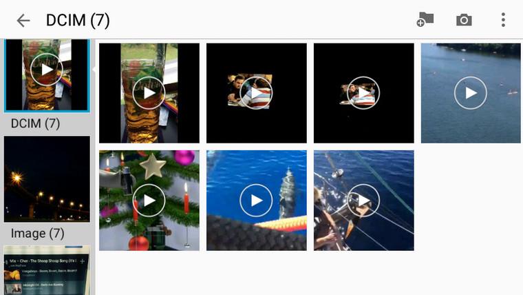 iPhone Videos zum Android übertragen