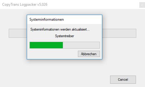 Systeminfo generieren
