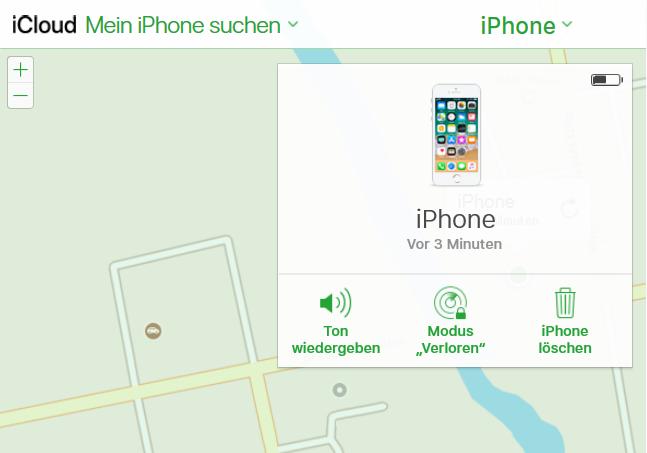 iPhone Aktivierungssperre entfernen