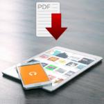 pdf auf iphone kopieren