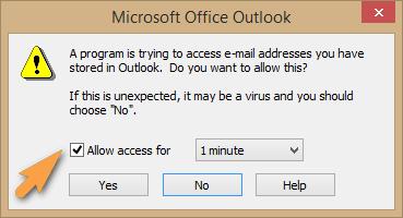 Kontakte vom iPhone in Outlook importieren