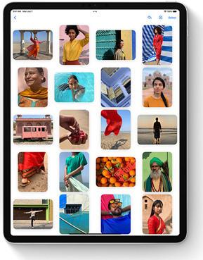 Bilder von Windows auf iPad