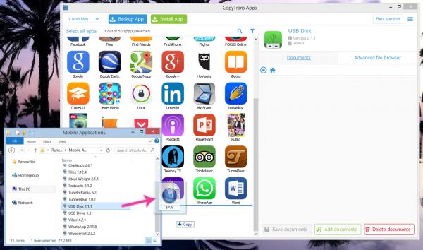 app iphone ohne itunes