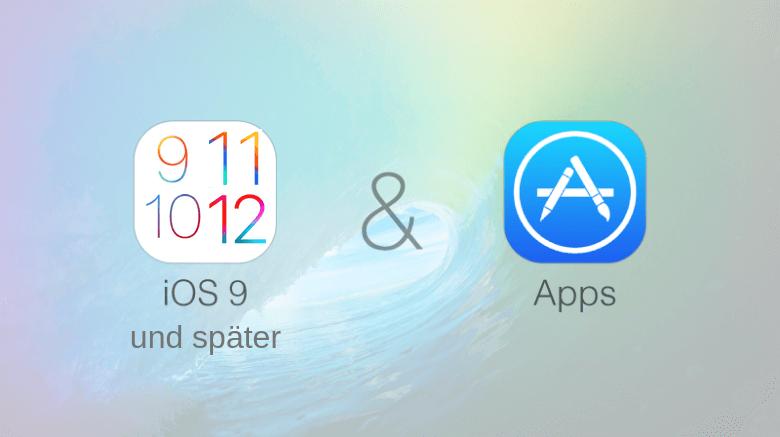 iOS und Apps