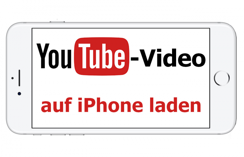 So kann man YouTube-Video auf iPhone laden