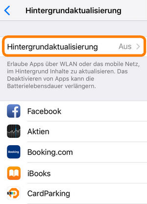 iOS 10.3.3 iTunes Backup Fehler beheben