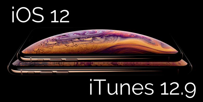 iOS 12 und iTunes 12.9.0 Kompatibilitätsbericht