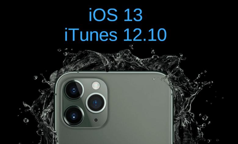 iOS 13 Kompatibilität