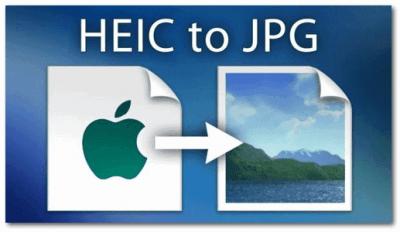 HEIC in JPG umwandeln