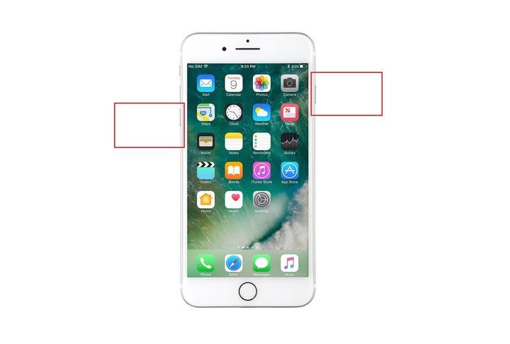 iPhone 7 startet immer neu