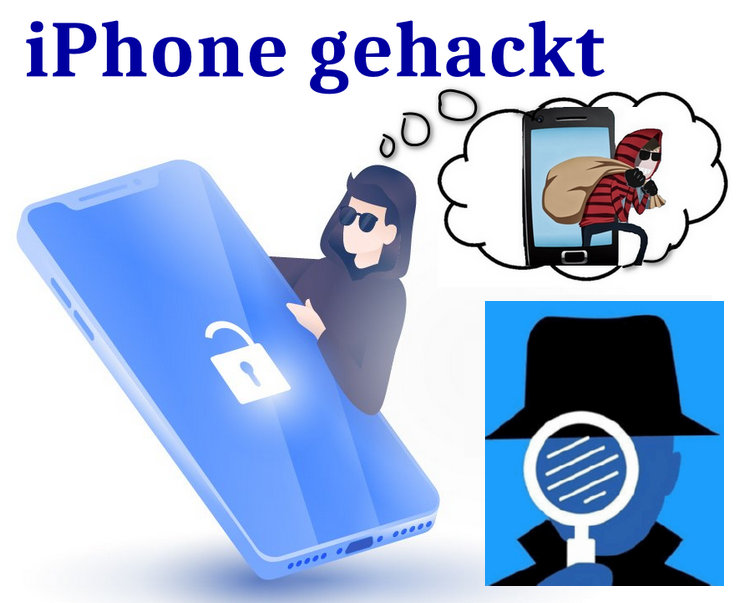 iPhone gehackt was - sofortiges Handeln ist erforderlich