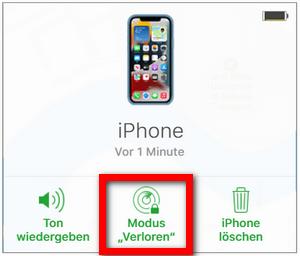 Ihr iPhone wurde gehackt - Modus verloren